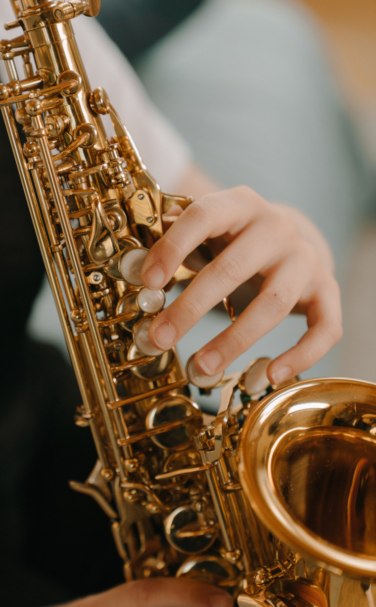 Take advantage of free public school music lessons. Special thanks to Cottonbro for use of your lovely photo from Pexels.
