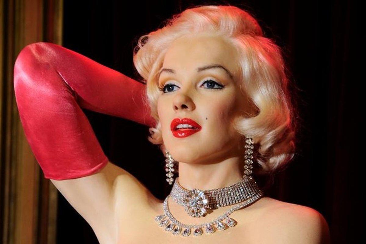 Marilyn Monroe Wax Figure