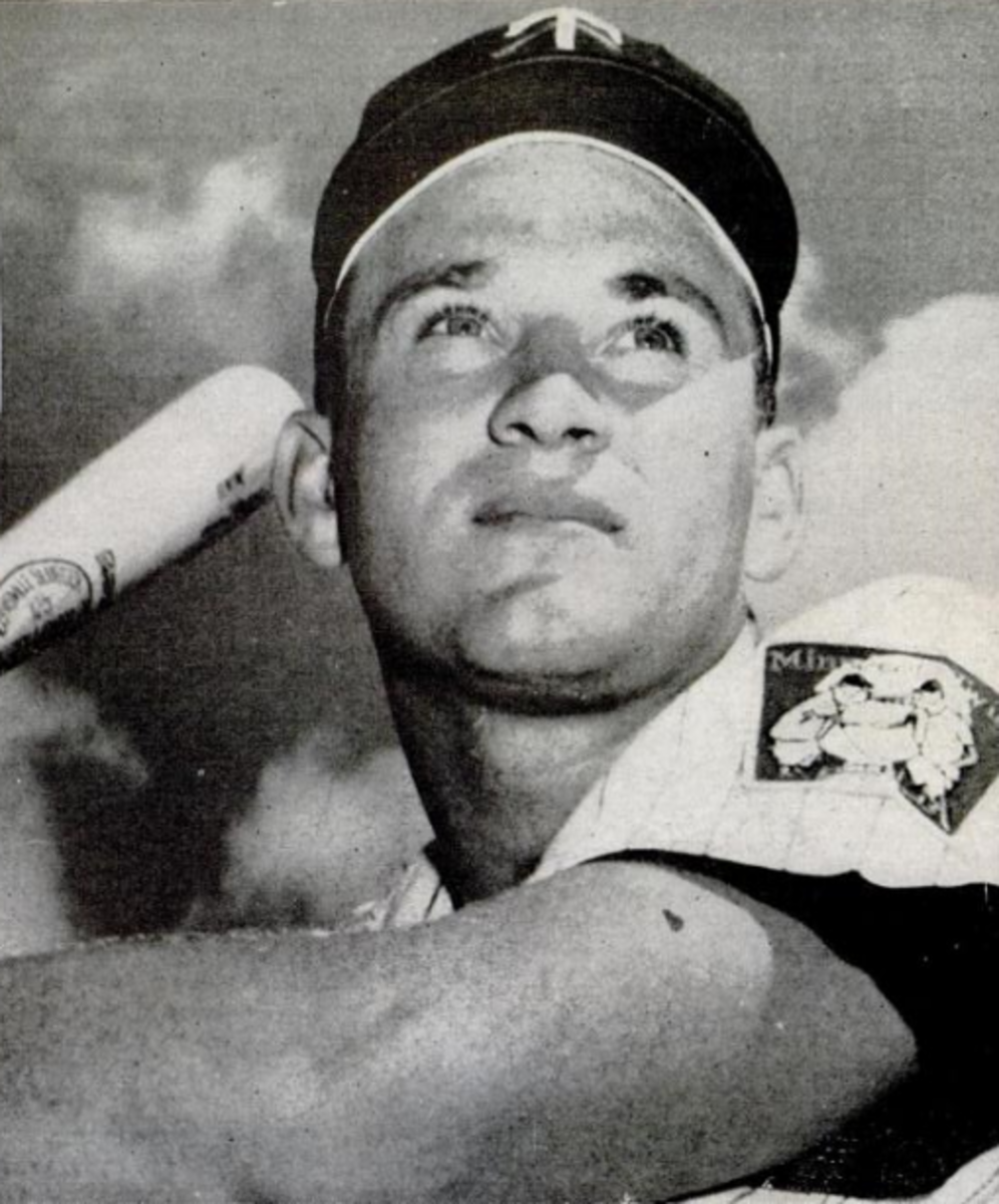 Harmon Killebrew was far and away the top power hitter of the 1960s.