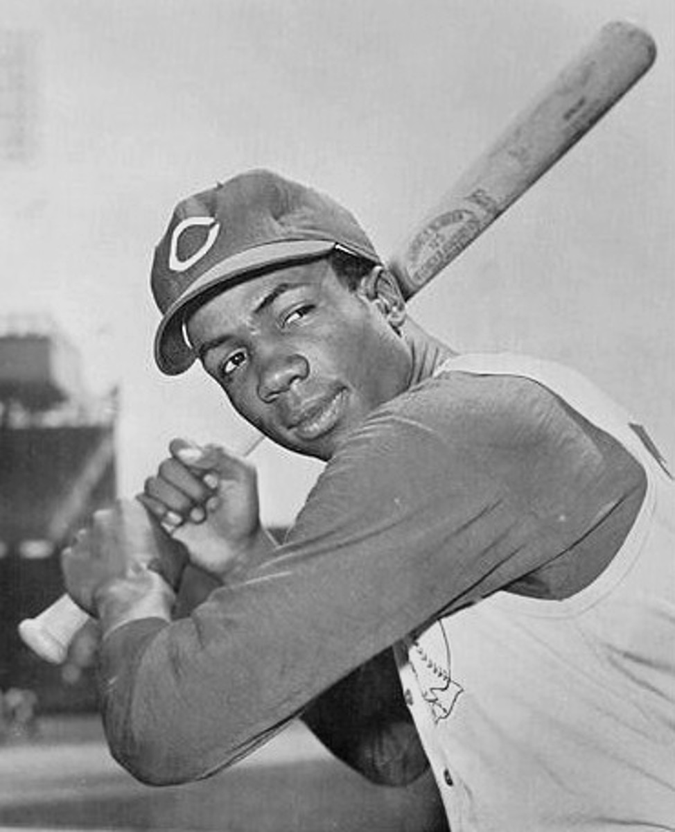 Frank Robinson was a power hitter in both leagues during the 1960s.