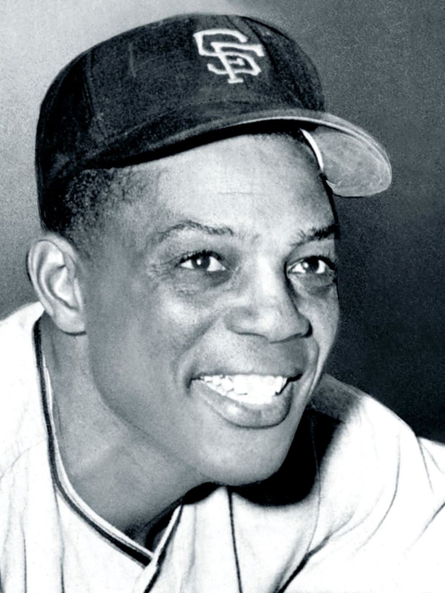 Willie Mays was among the anchors of the Giants lineup throughout the 1960s.