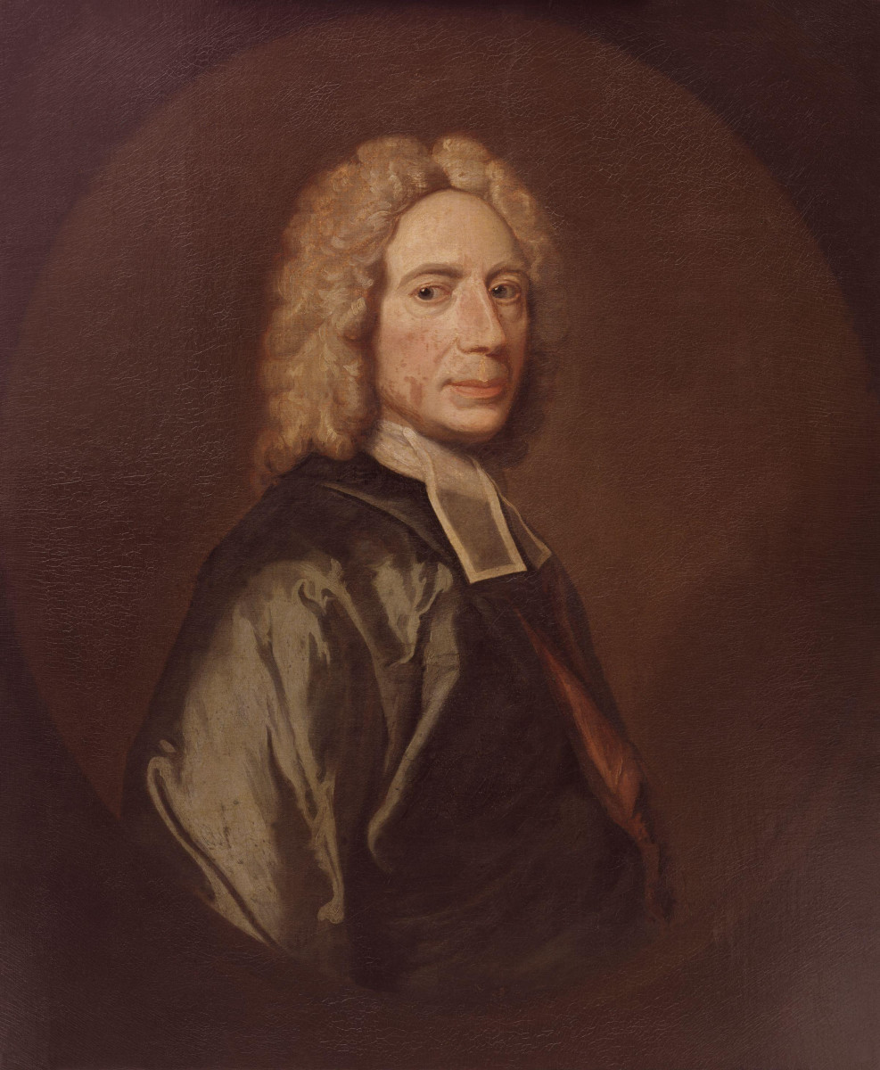 """Isaac Watts wrote """"Joy to the World"""" as a part of a collection of hymns called """"The Psalms of David, Imitated in the Language of the New Testament."""""""