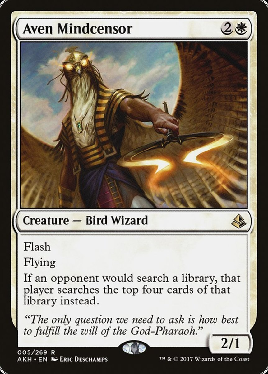 Top 10 Anti-Tutor Cards (That Prevent Searches) in Magic: The Gathering