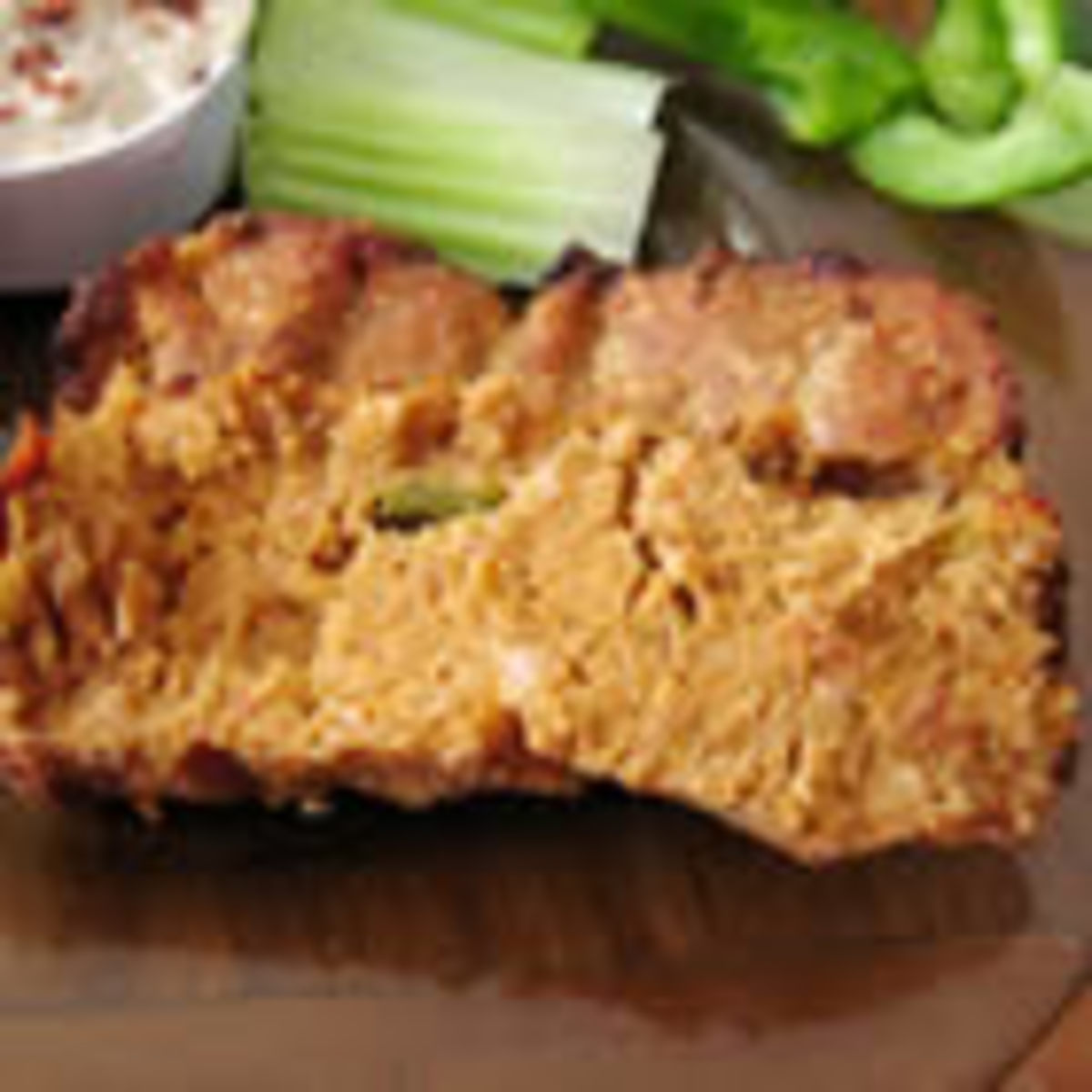 Zesty Chicken Meatloaf (from Allrecipes)