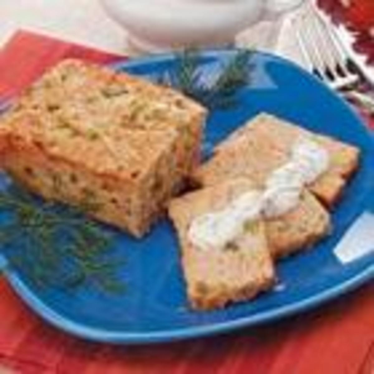 Mini Salmon Loaf (from Allrecipes)