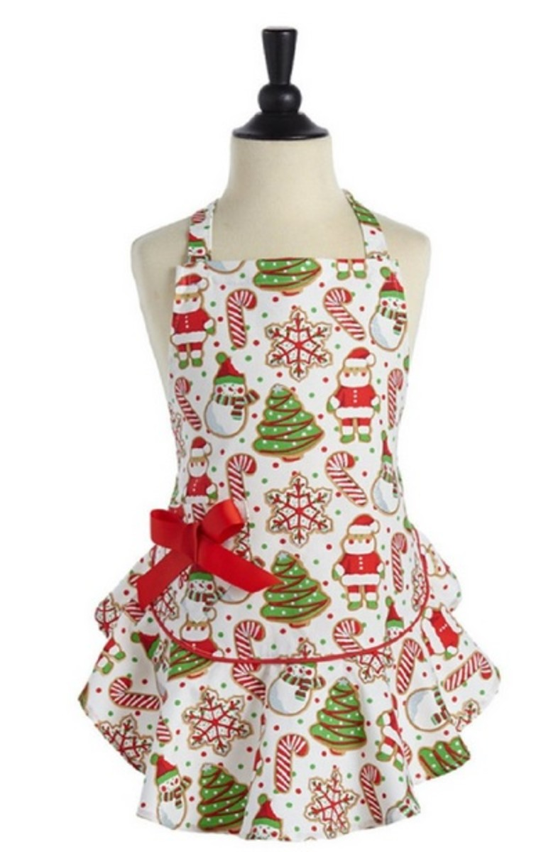 Jessie Steele Mother and Daughter Aprons