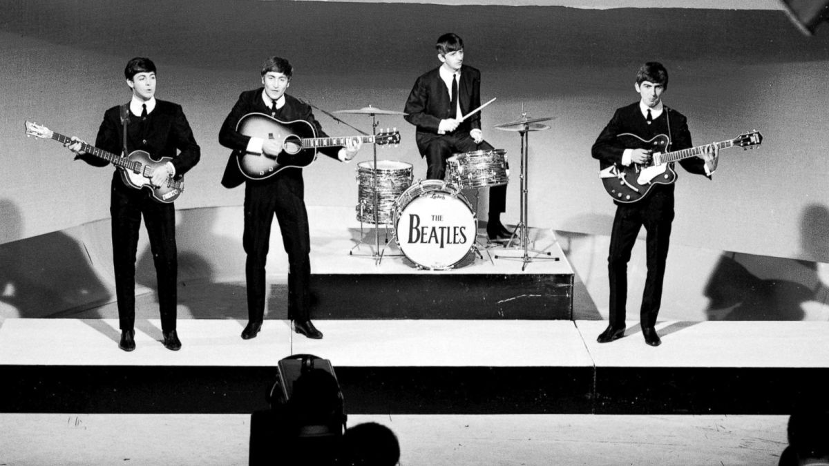 The Beatles: 1972