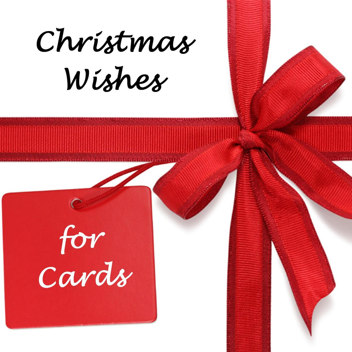 Christmas Wishes and Quotes to Write in a Christmas Card