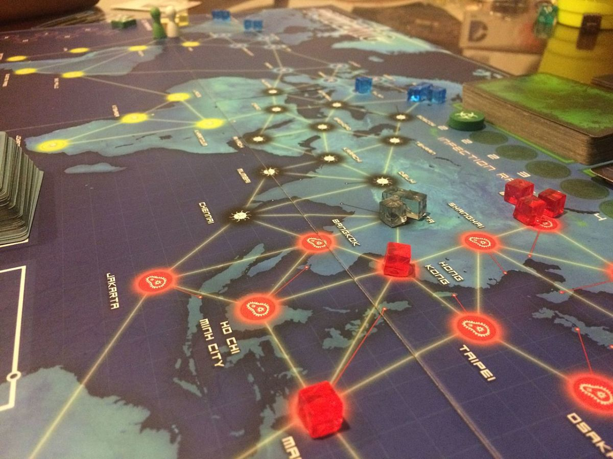 Why is Pandemic One of the Best Board Games in the World?