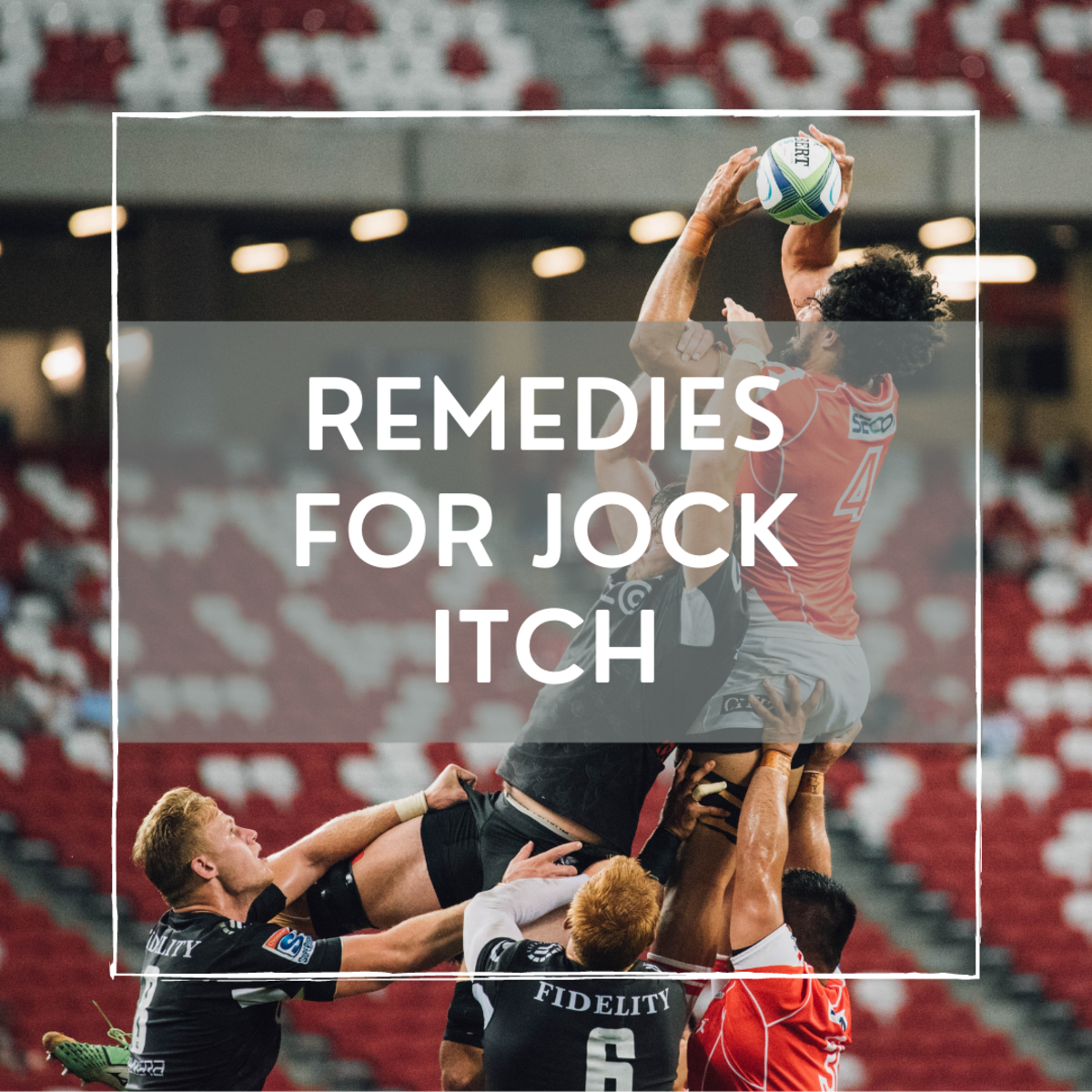 Remedies for Jock Itch