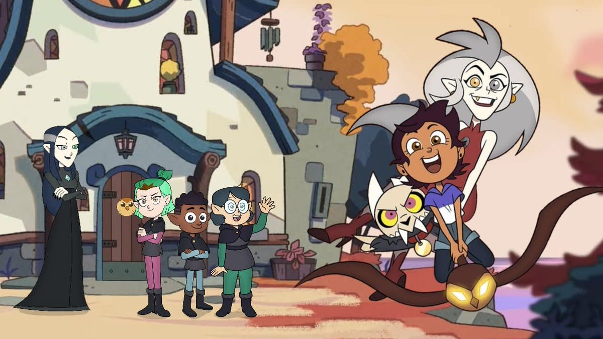 Most of The Owl House's Characters