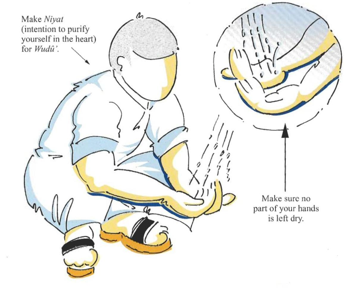 cleanliness in islam To the malay-speaking muslims in malaysia, cuci generally means to clean with water and/or any other cleaning agents, while suci means being spiritually clean or pure.