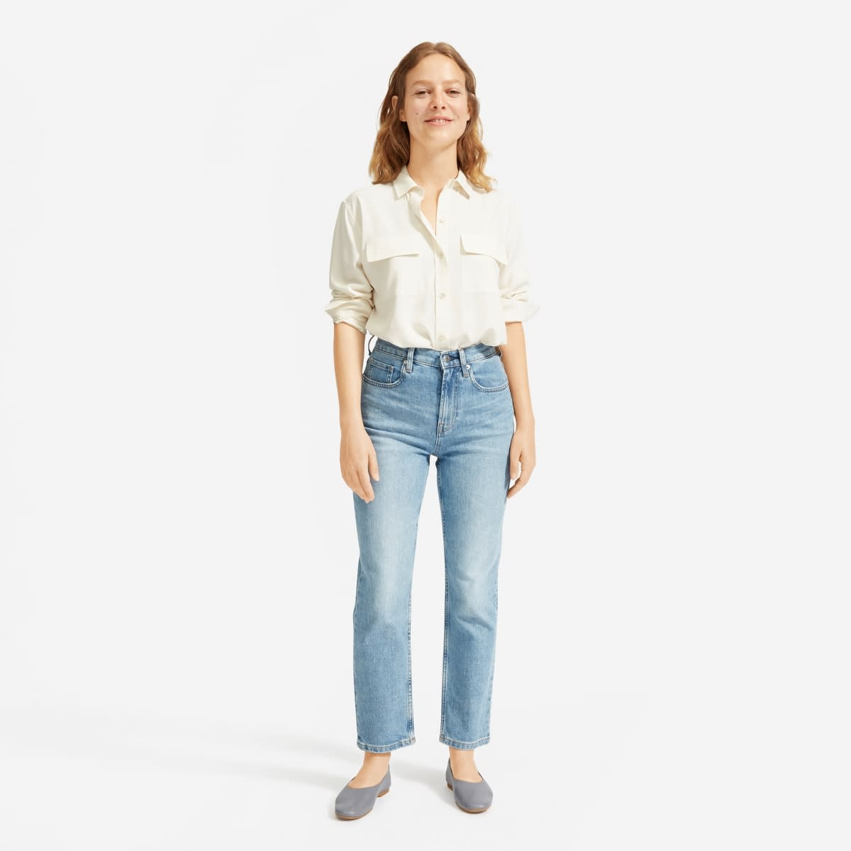 Disclaimer: not associated with Everlane but love their high quality ethical clothing
