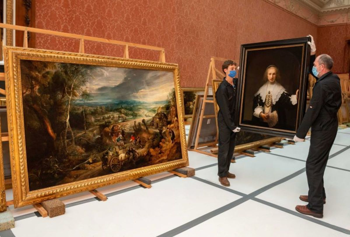 Masterpieces From Buckingham Palace at the Queen's Gallery