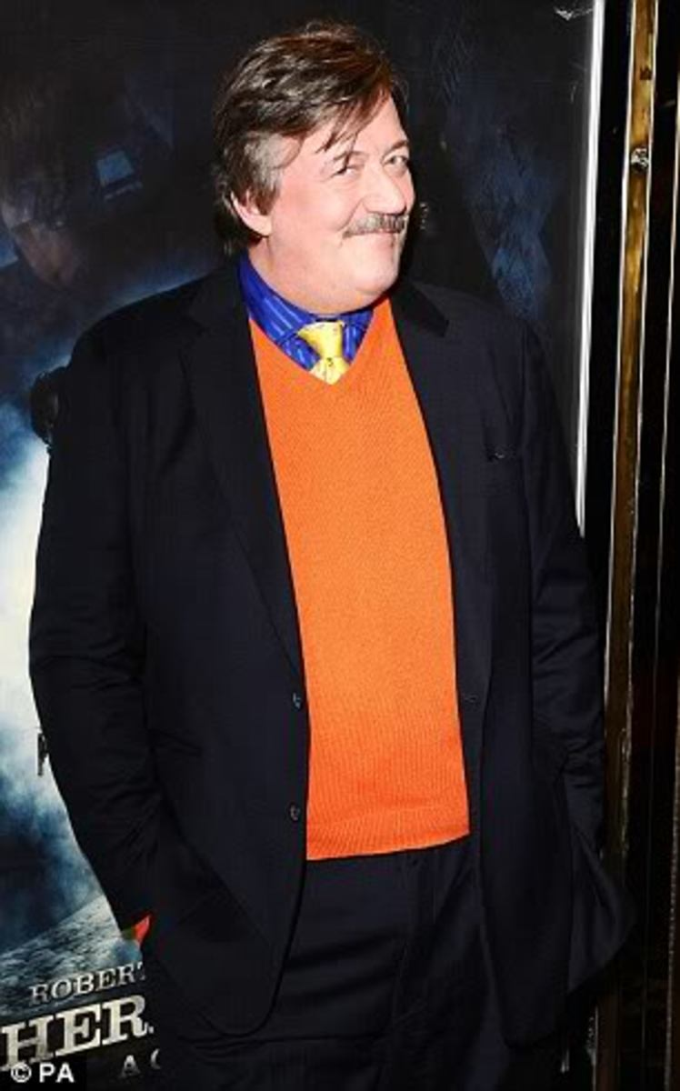 Stephen Fry Also Paid Tribute To Rickman.
