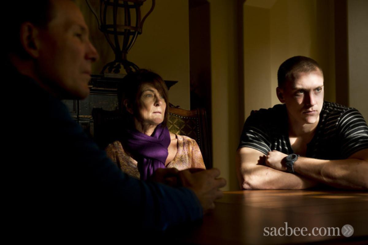 Jeffrey Fehr's family still wonder's why he would kill himself