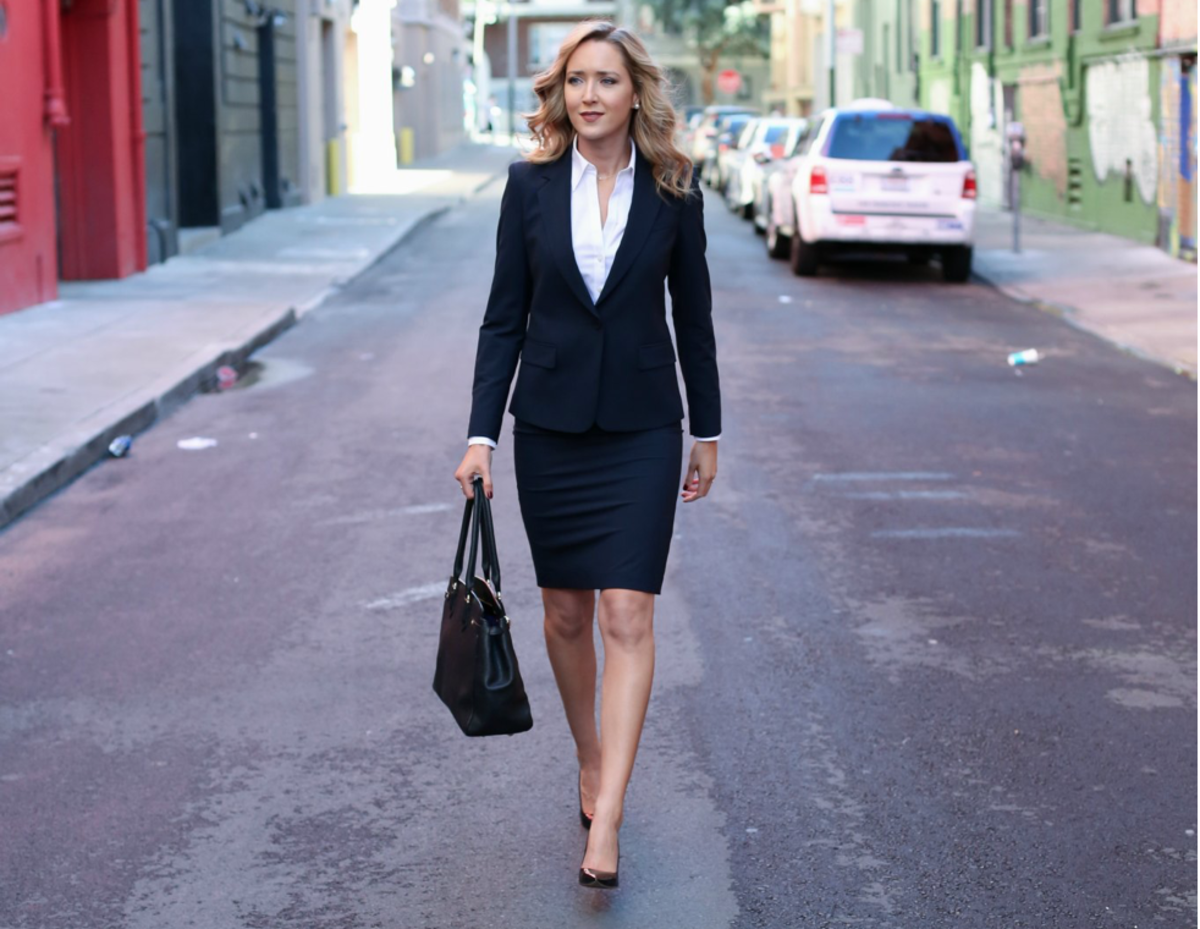 """""""Walking with power"""" can get any individual positive and healthy attention and give them an extra advantage for getting that position or job that they desire."""