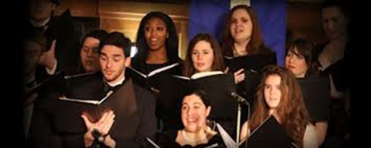 The church choir.