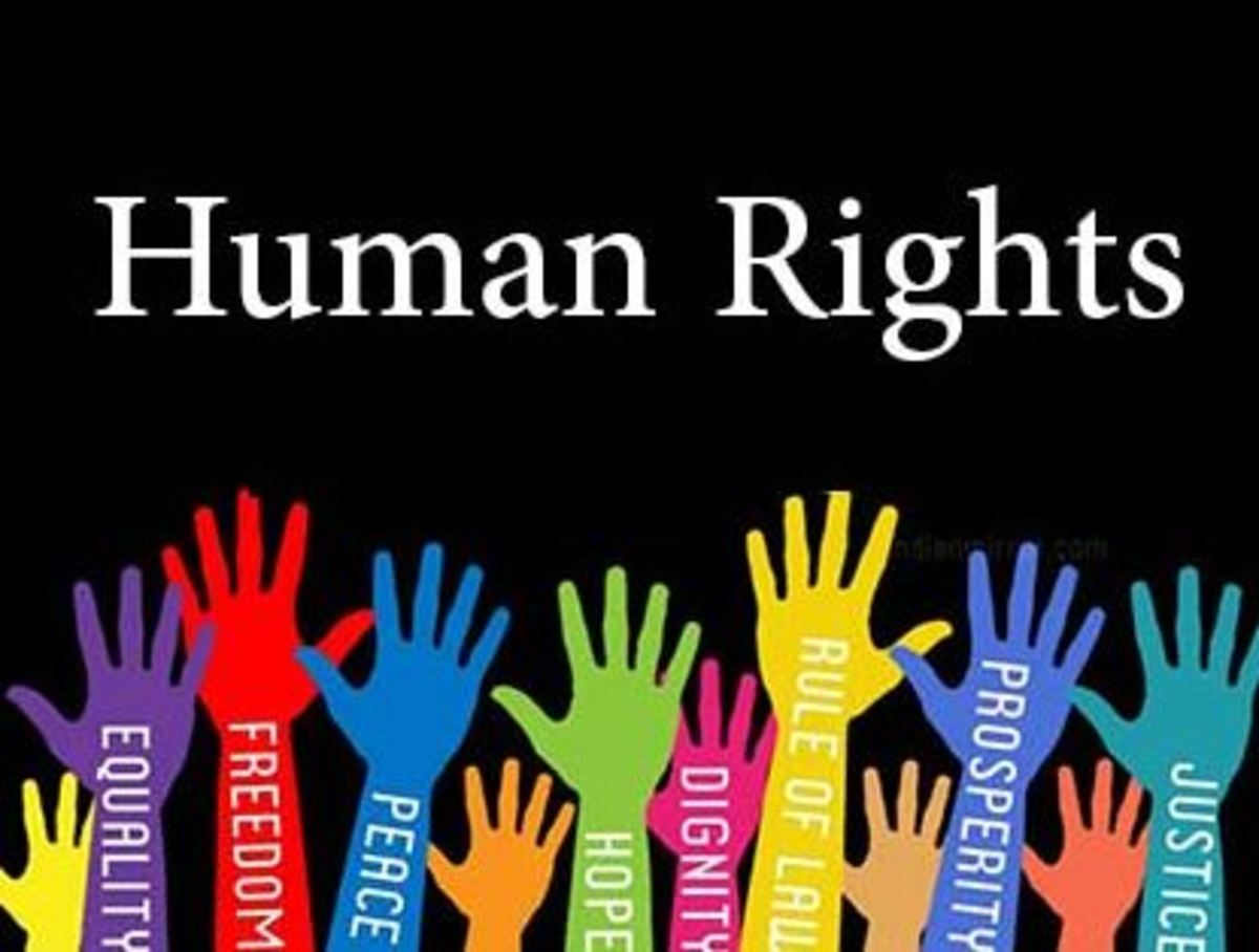 Do You Know The Kinds Of Human Rights You Have?