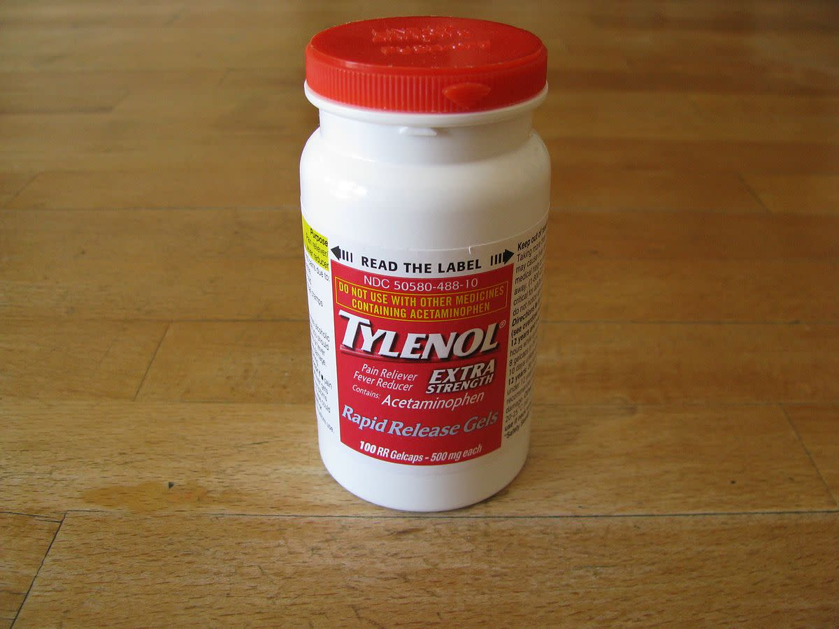 Tylenol comes in many forms, but they are all made of one drug: acetaminophen.