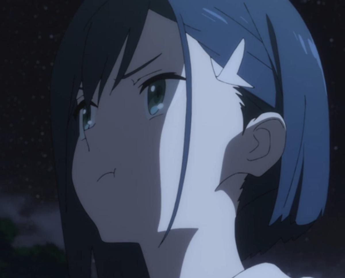 But the jealous Ichigo looks cute when she pouts!