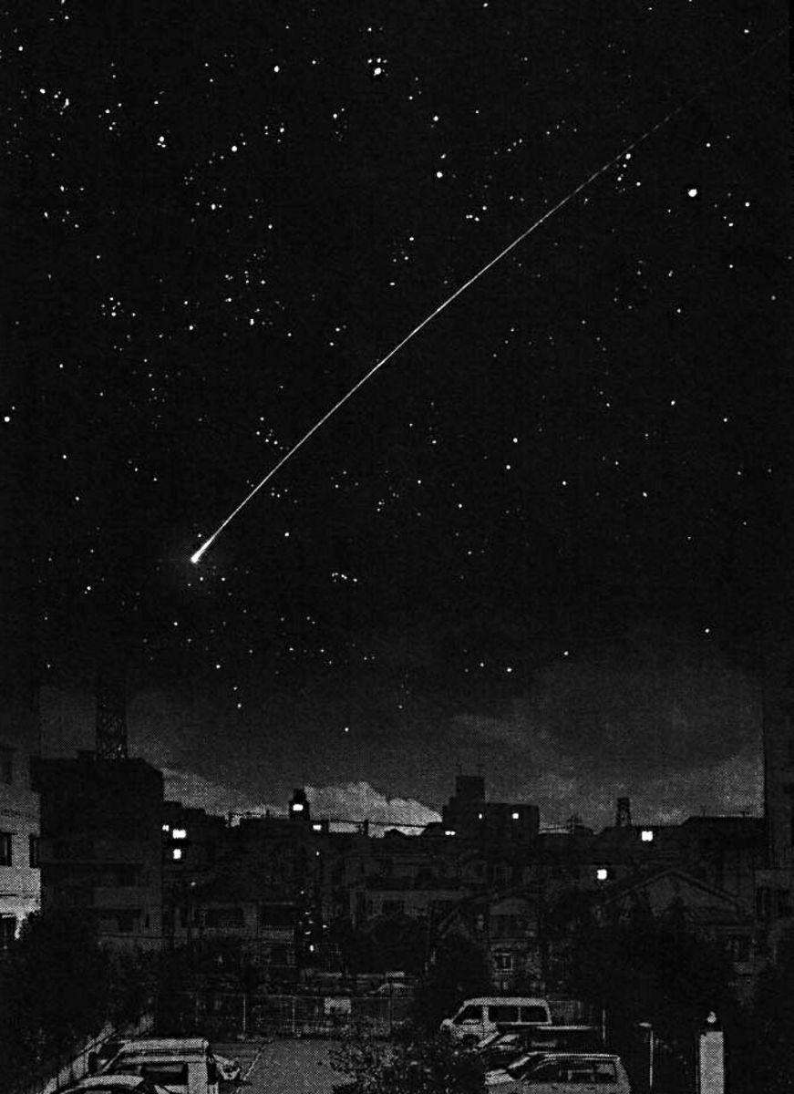 Shooting Star of My Dreams