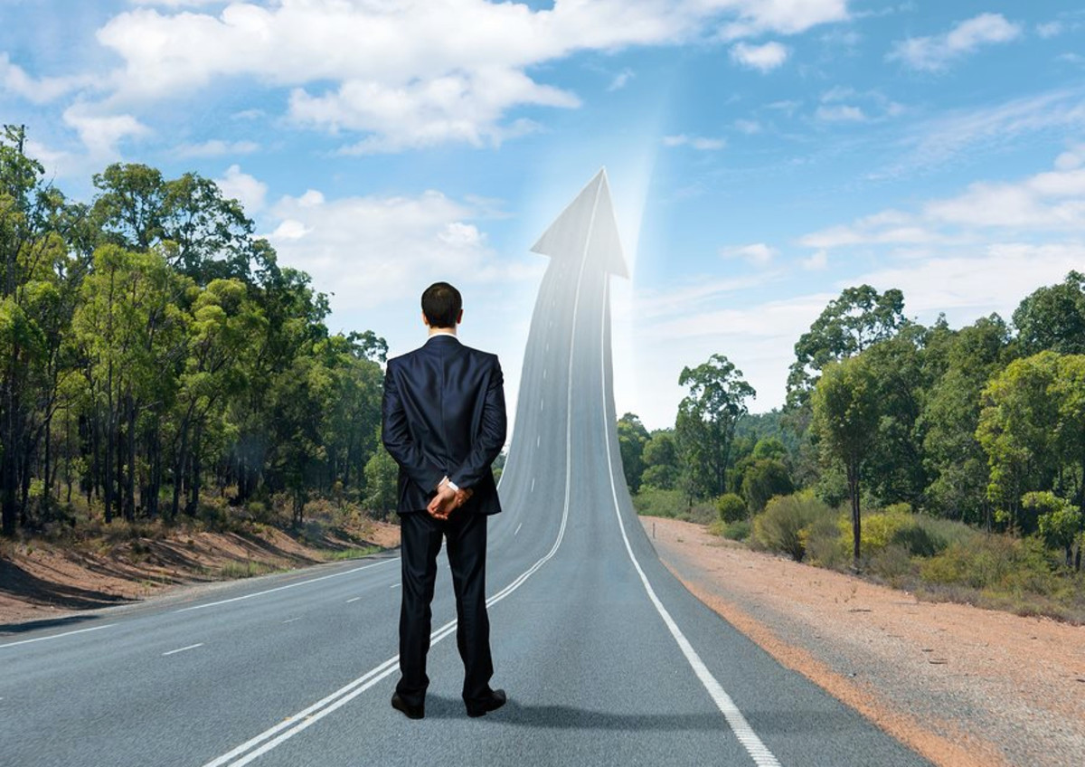 Applying the vital laws and habits of success, are the steps you need to take in order to traverse the road that leads to total and complete accomplishment.