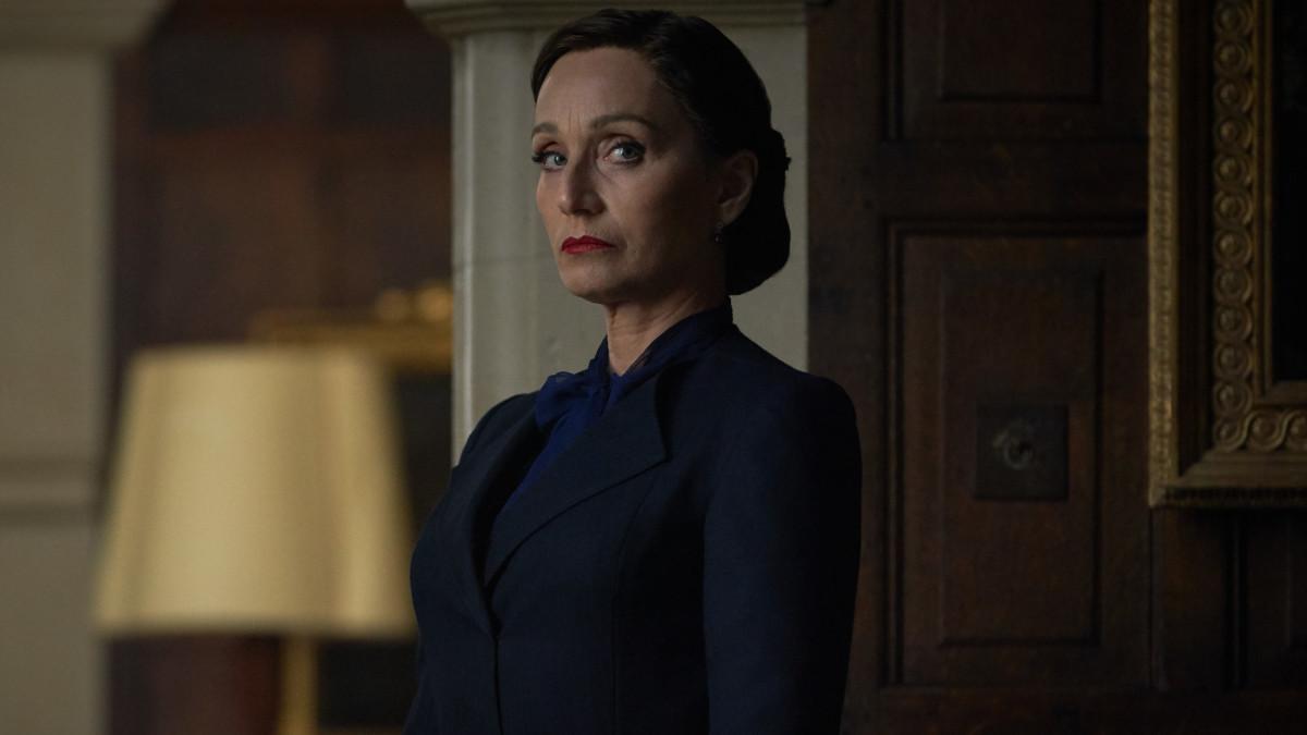 Mrs. Danvers keeps Manderley in tip-top shape for more reasons than one.