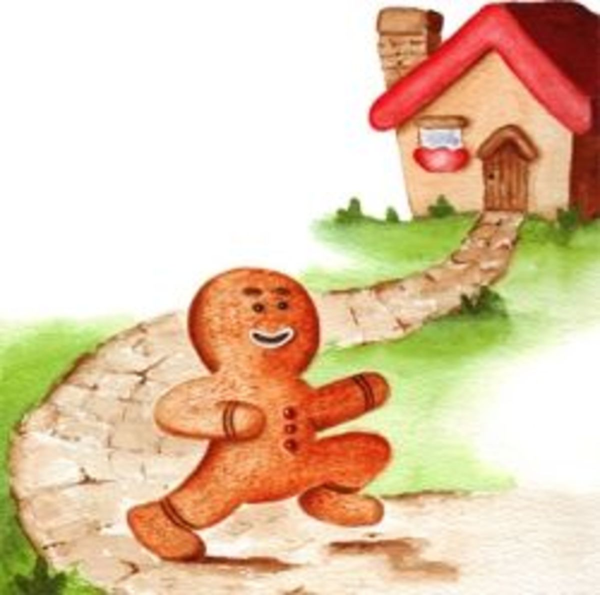 Gingerbread Man Lesson for Kindergarten