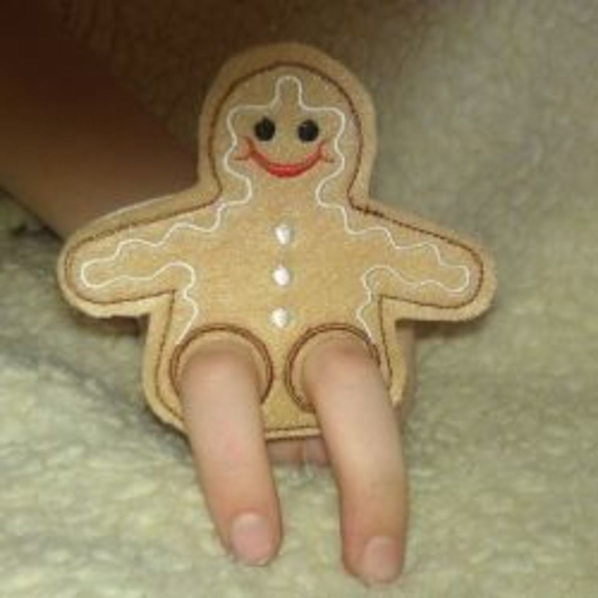 Gingerbread Man Finger Puppet Image Credit: http://www.techbeats.co.uk/interview-wildkats-playset/
