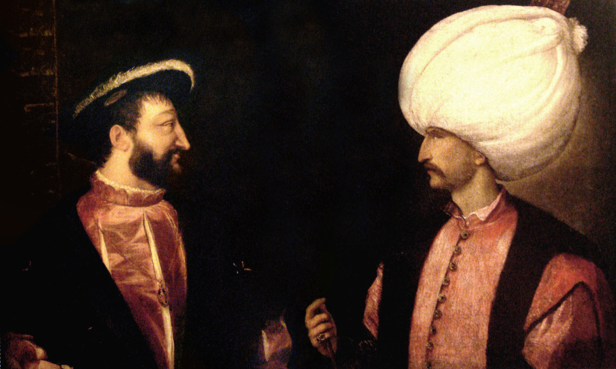Franco-Ottoman relations beyond just opposition had been important since the 16th century, when the two de-facto allied to resist Hapsburg dominance.