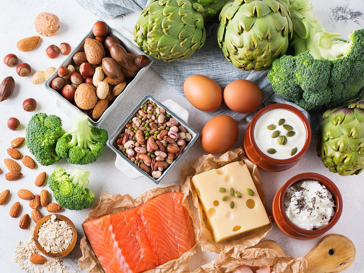 High-Quality Protein Foods