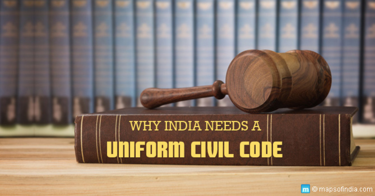 India Can Never Be One Nation Without a Uniform Civil Code and Abrogation of Article 370 for Kashmir