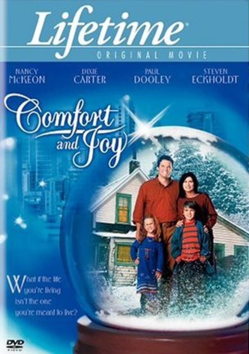 Comfort and Joy Movie Review