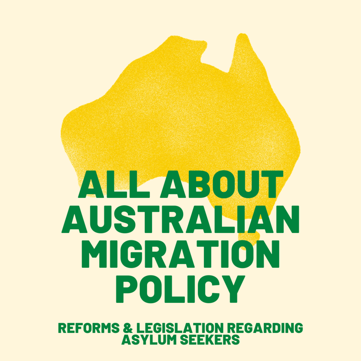 Australian Migration Policy: What Are We Doing About Asylum Seekers?