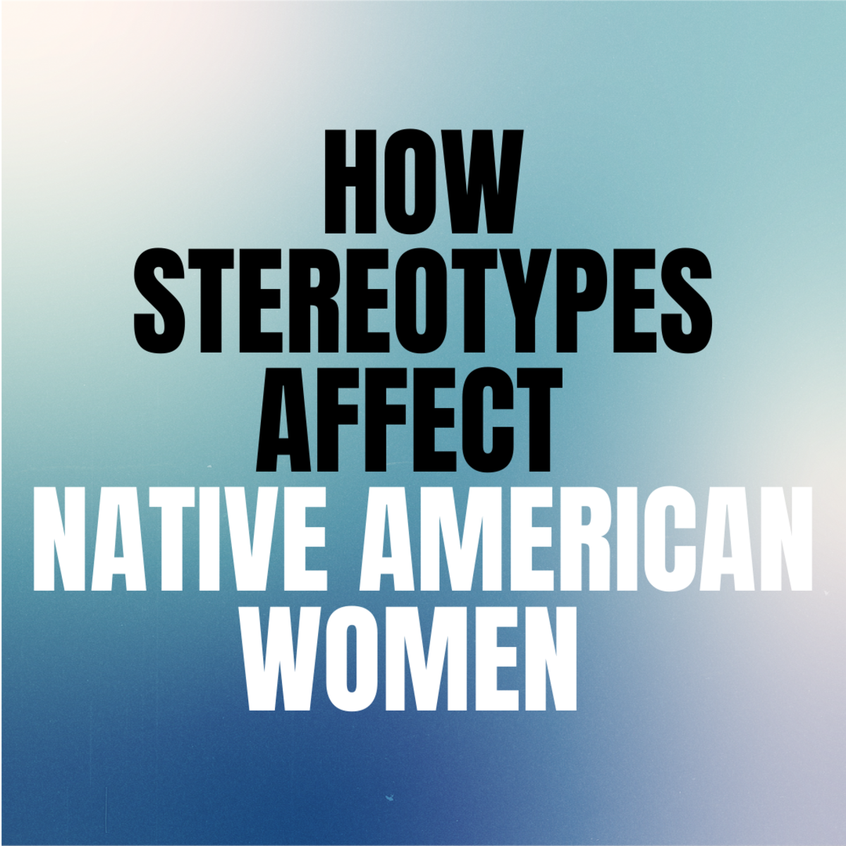 Like women of many minority groups, media representations of Native women often fit into a few stereotypes.