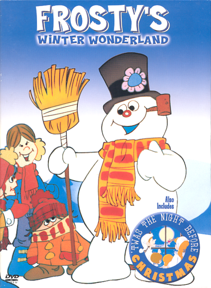 Frosty is a seasonal icon though he doesn't always get the best movies