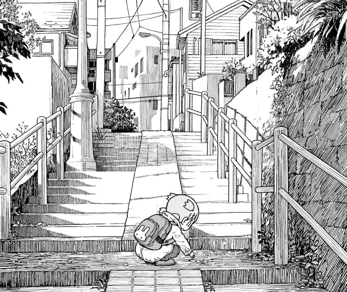 Example of Perspective Drawing for Anime and Manga