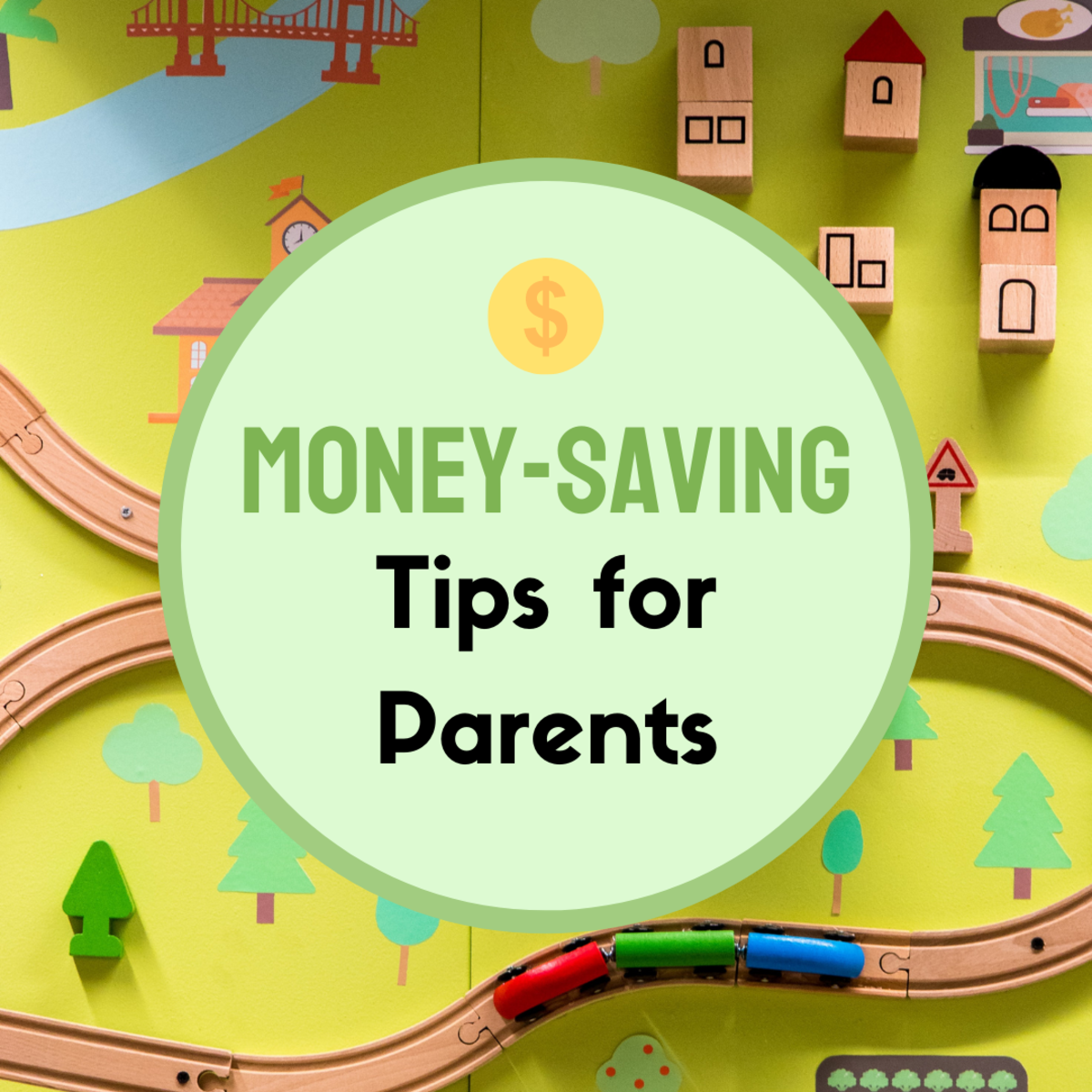 Some things are worth buying new for your kids, like a high-quality train set, but many others can be purchased used. Get advice on saving money on everything from baby formula to college.