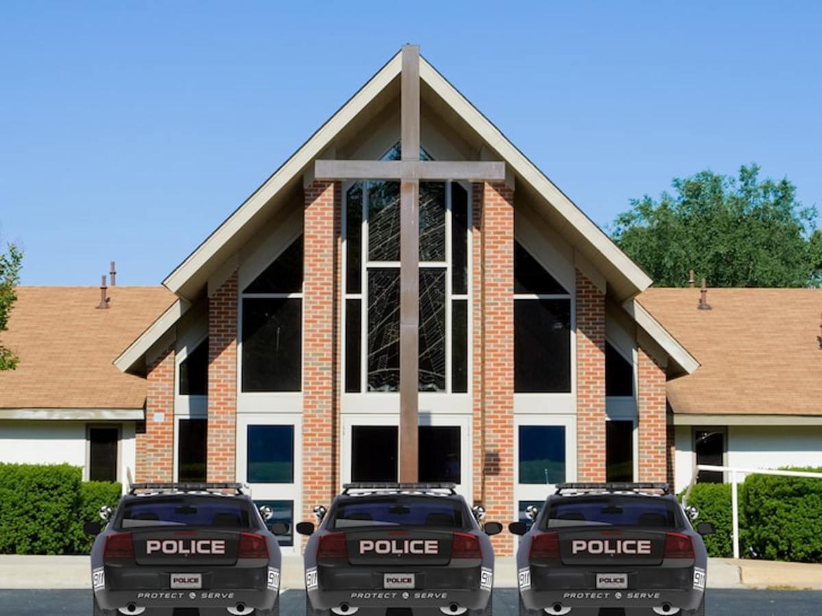 Church, Policed