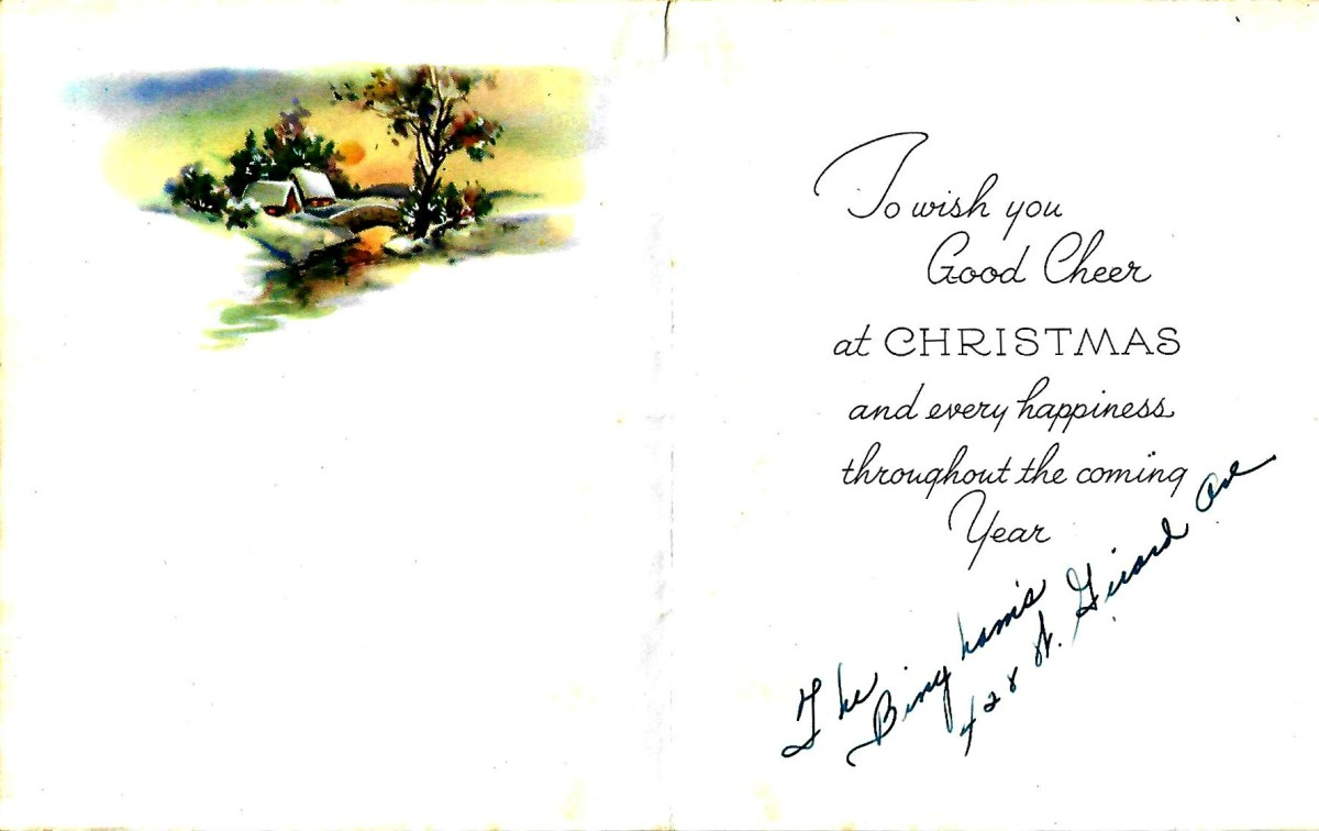 collecting-vintage-christmas-cards