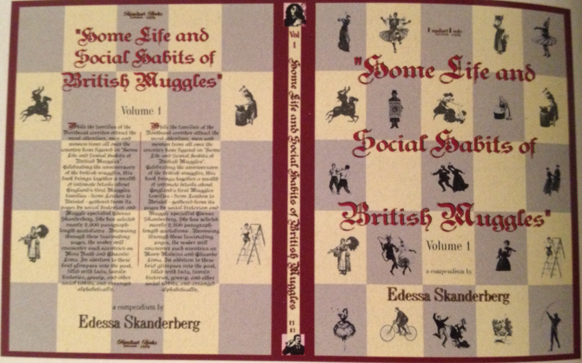 Muggle Studies textbook