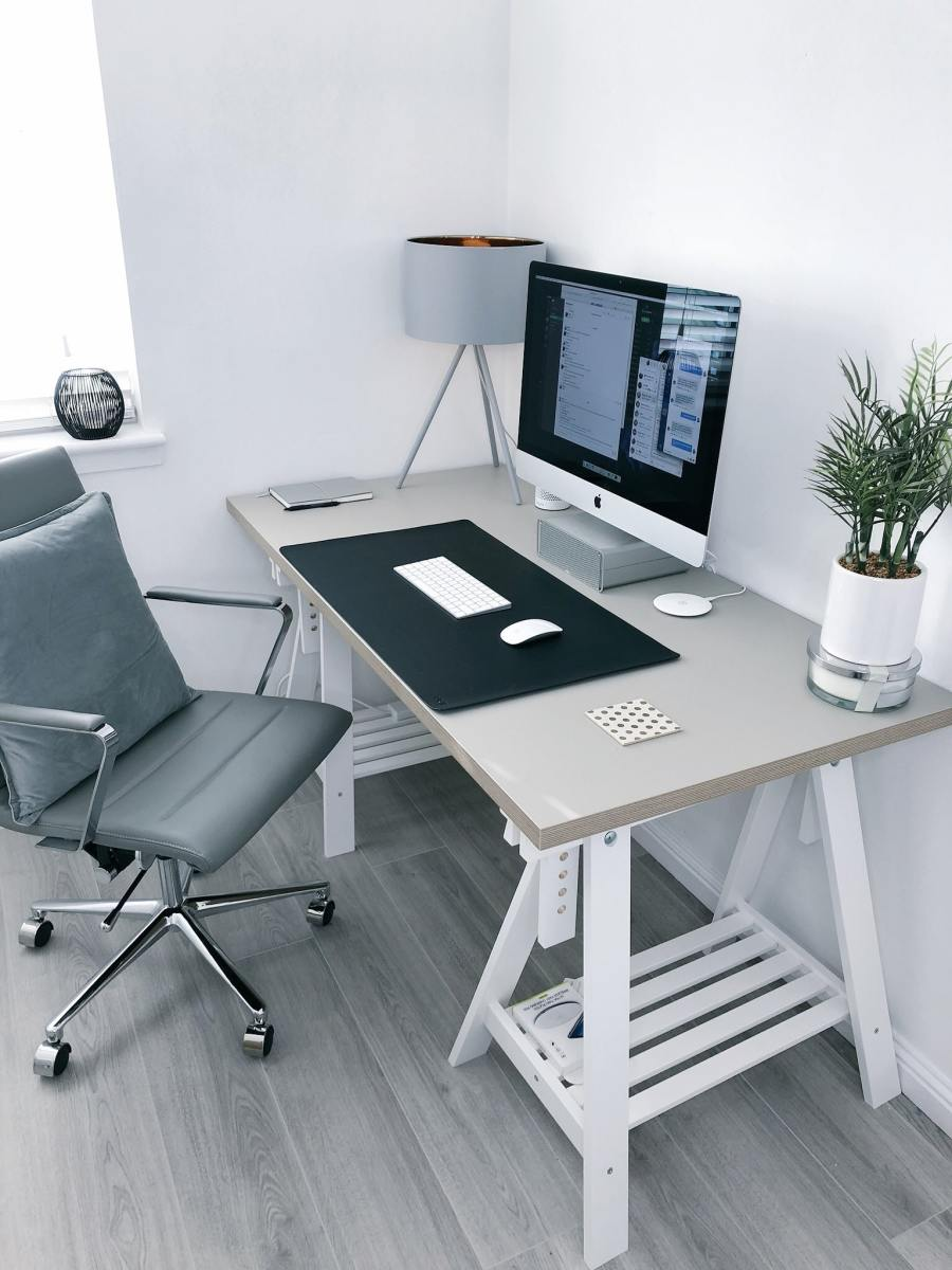 Curate Your Work-From-Home Office for Optimum Productivity