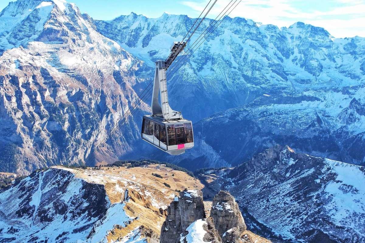Embark on the adventure of a lifetime in Interlaken.