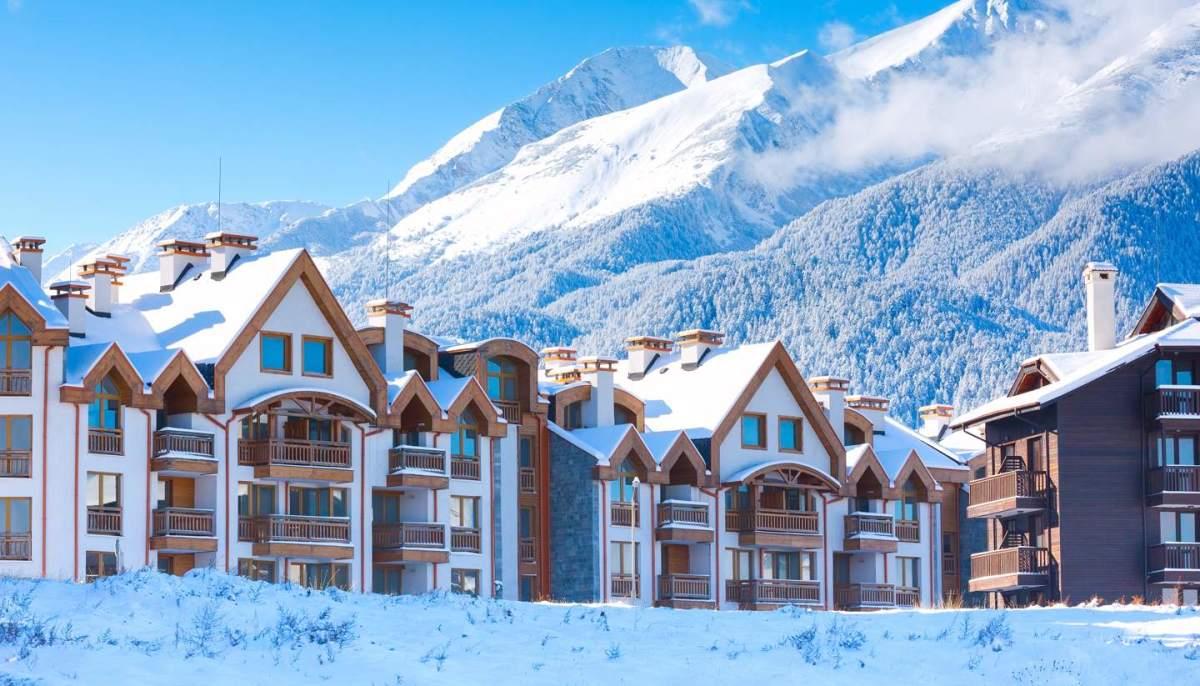 Bansko Ski Resort is the jewel of the Pirin mountains.