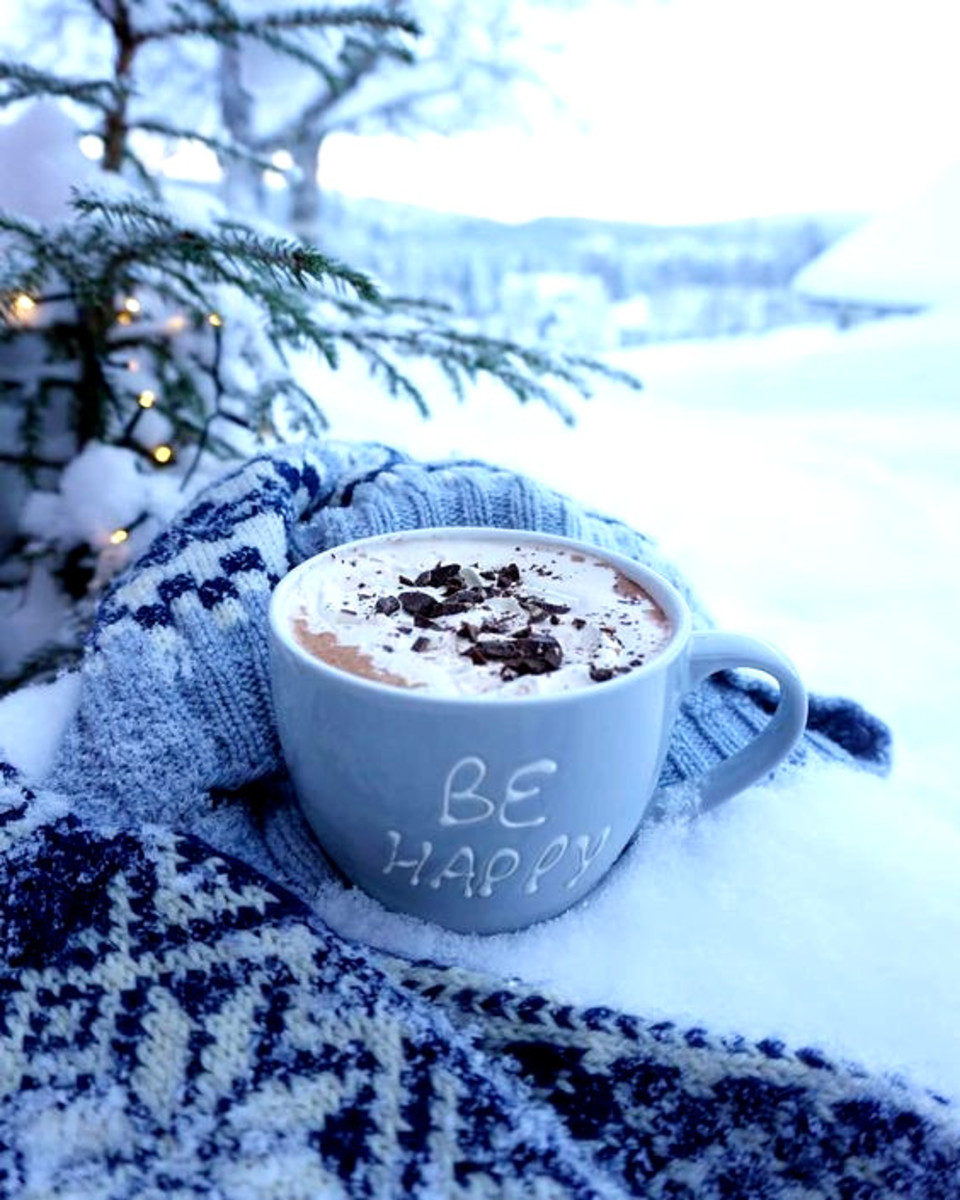 From Austria to Japan, here are the top 10 places to cozy up with a cappuccino this winter.