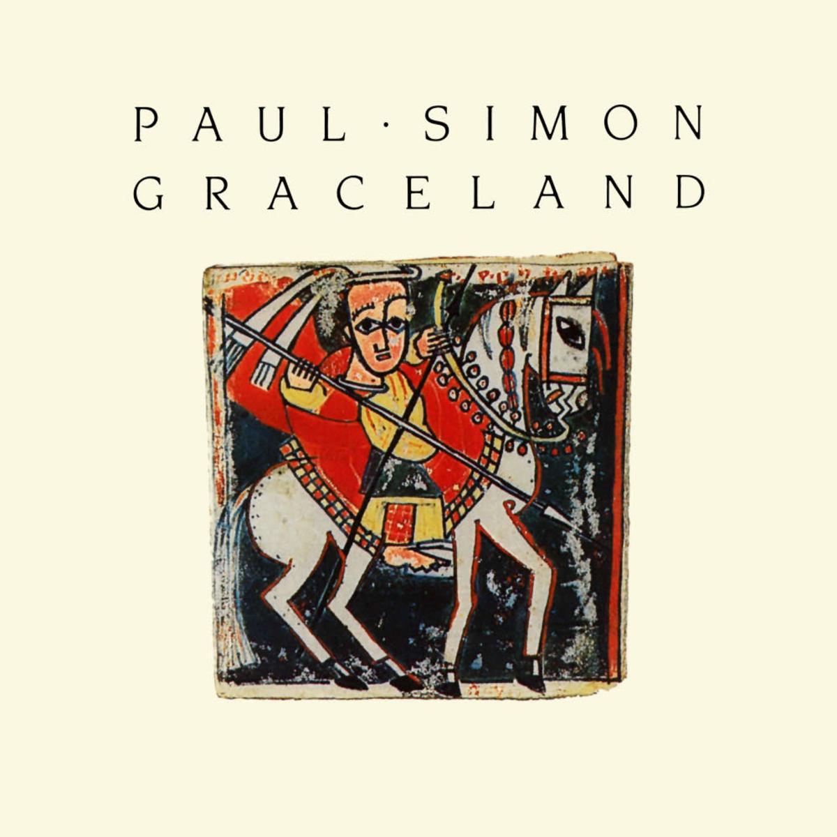 Paul Simon, Graceland