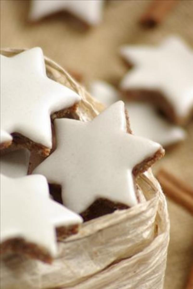These star cookies were a hit!