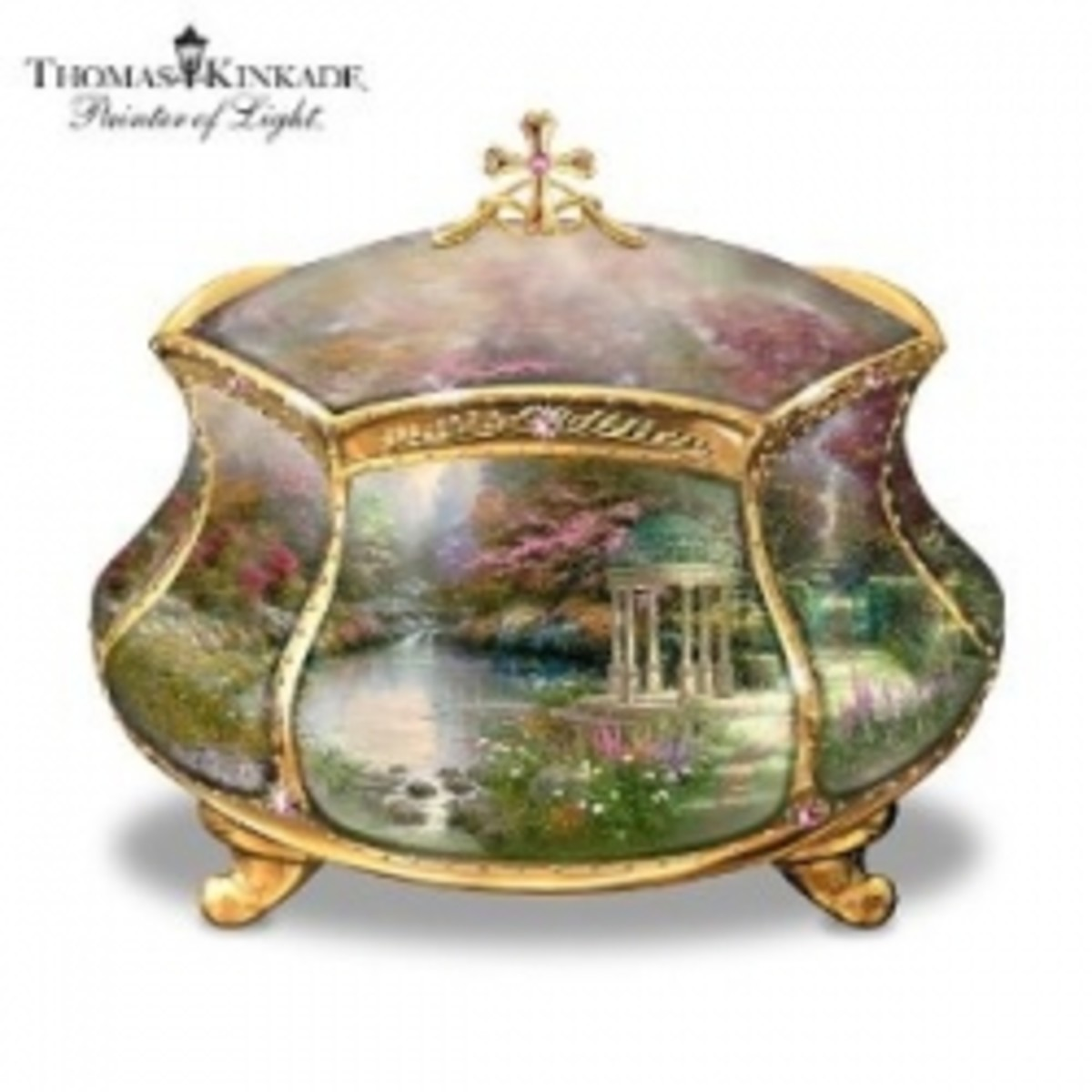 Kinkade Music Boxes and More Showcase