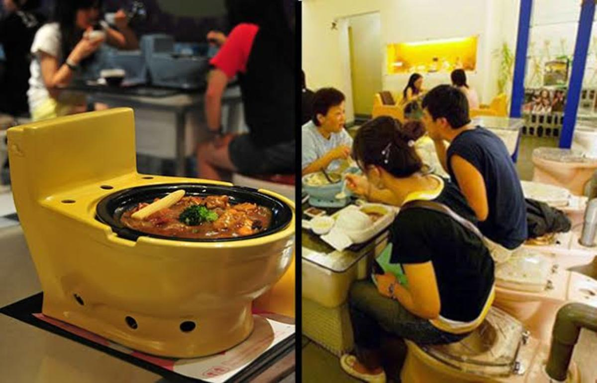 World's Most Bizzare Restaurants Which Actually Exist